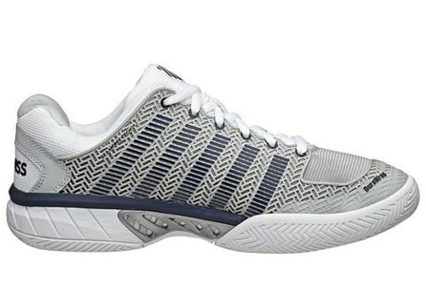 KSWISS HYPERCOURT EXPRESS GREY/NAVY (03377-033BF16)