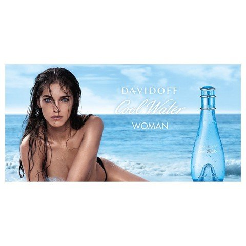 Davidoff Cool Water for Women EDT - Davidoff Cool Water cho nữ EDT