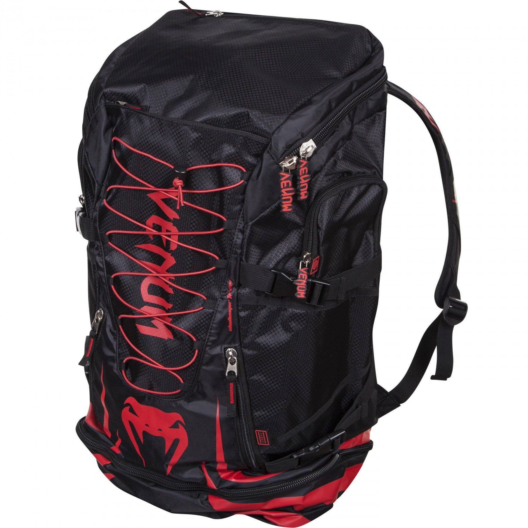 VENUM CHALLENGER XTREM BACKPACK - BLACK/RED