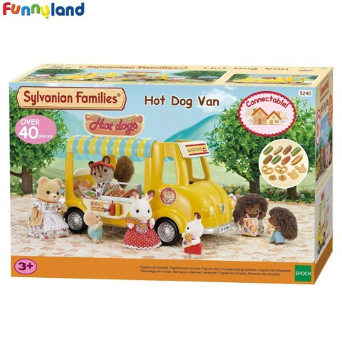 Sylvanian Families - Hot Dog Van