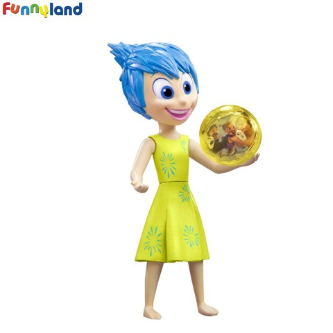 Tomy Disney Inside Out Action Figure JOY with Memory Sphere