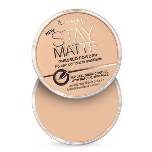 Phấn phủ Rimmel Stay Matte Long Lasting Pressed Powder 14g