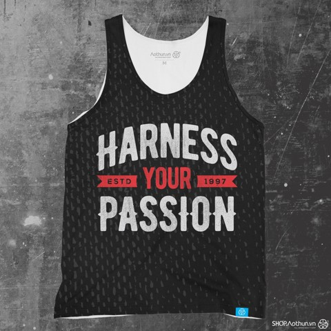 Harness Your Passion - Tank Top