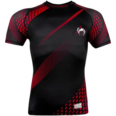 ÁO VENUM RAPID RASHGUARD - SHORT SLEEVES