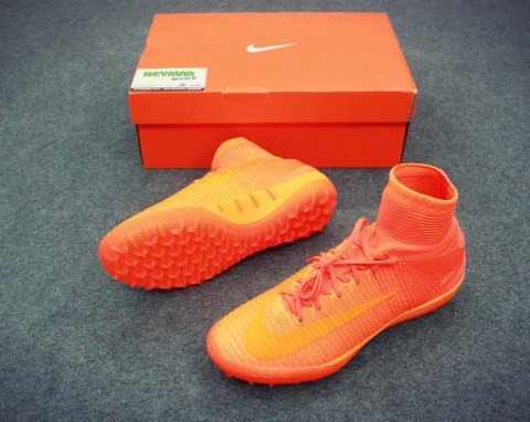 Nike Mercurial X Proximo II TF - Total Orange/Bright Citrus/Hyper Crimson