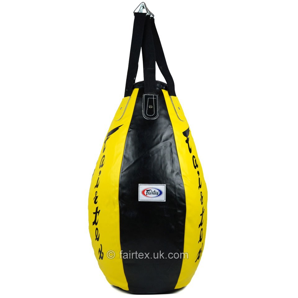 VỎ BAO FAIRTEX SUPER TEAR DROP HEAVY BAG (UN-FILLED)