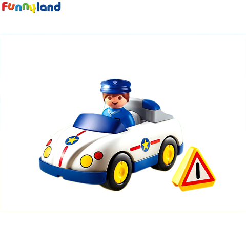 Playmobil 6797 Police Car
