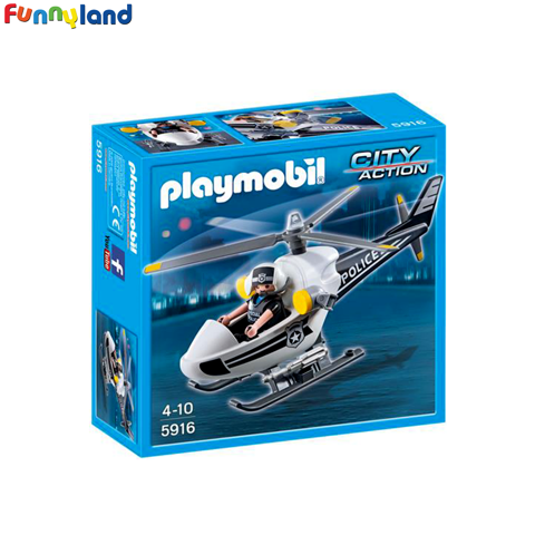 Playmobil 5916 Police Copter