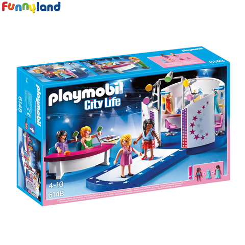 Playmobil 6148 Model with Catwalk