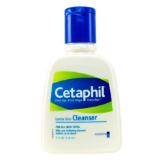 SỮA RỬA MẶT CETAPHIL GENTLE SKIN CLEANSER 2 IN 1 FACE AND BODY 118ML