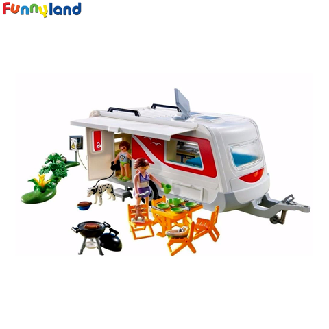 Playmobil 5434 Family Caravan