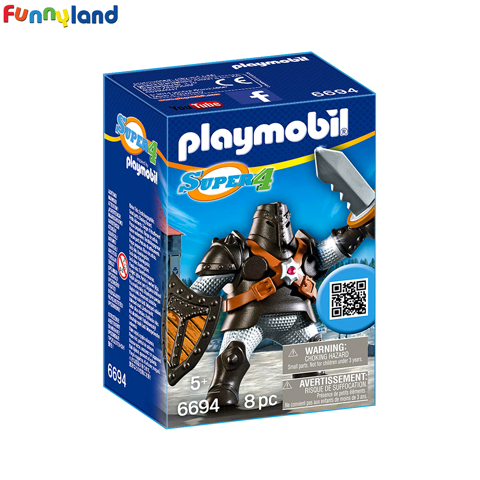 Playmobil 6694 Black Colossus
