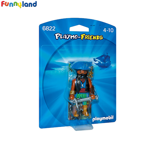 Playmobil 6822 Caribbean Pirate
