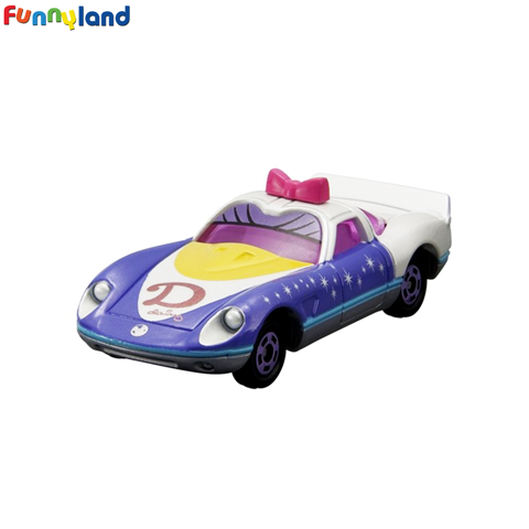 Tomica Disney Cars DM-15 Speedway Daisy
