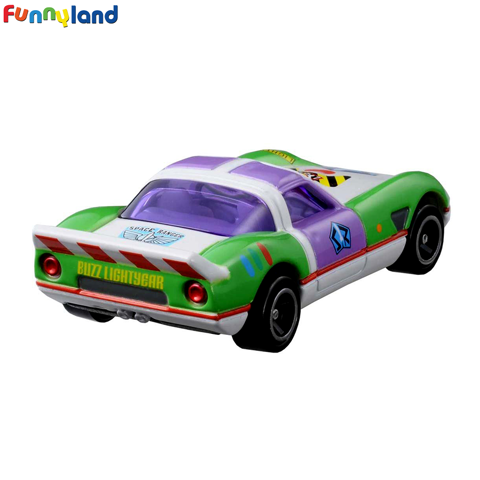 Tomica Disney Cars DM-03 Speedway Star Buzz