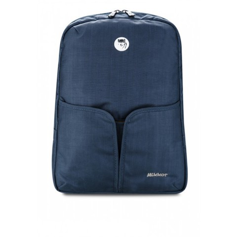 Balo laptop Mikkor Betty Pretty Xanh navy