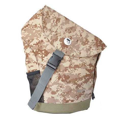 Balo Mikkor Sling Laptop Backpack Camo