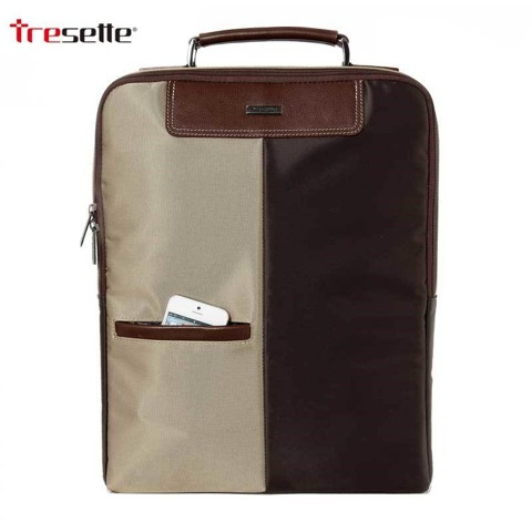 Balo laptop Tresette TR-5C117(BEIGE BROWN)