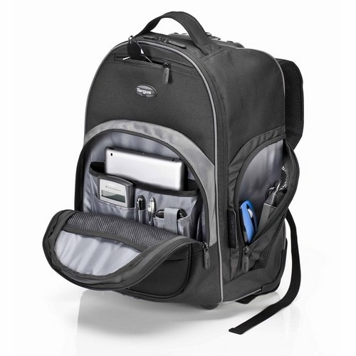 Targus 16 Compact Rolling Backpack