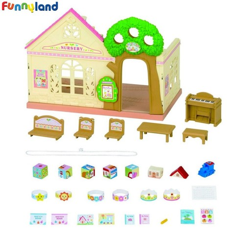 Sylvanian Families - Forest Nursery (Nhà trẻ)