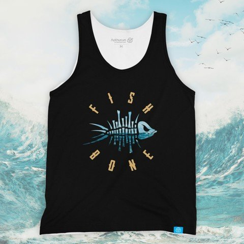 Bone Fish - Tank Top