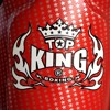 TOP KING SUPERSTAR SHIN GUARD - RED