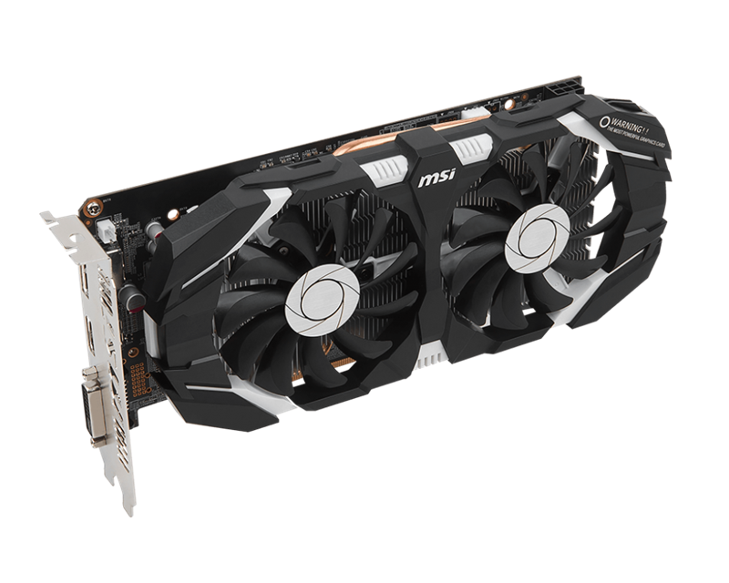 GEFORCE® GTX 1060 3GT OC