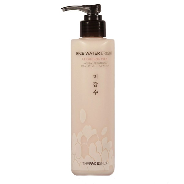The Face Shop Rice Water Bright Cleansing Milk 200ml