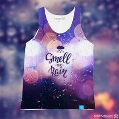Smell The Rain - Tank Top