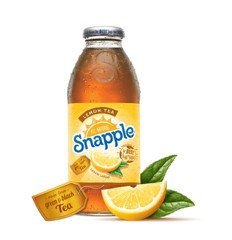Nước Trà Chanh Snapple Iced Tea - Lemon Tea  20 Oz