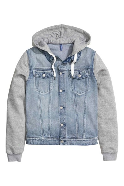 JEANS HOODED H&M