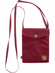 Fjallraven Pocket Bag (M) Dark Red