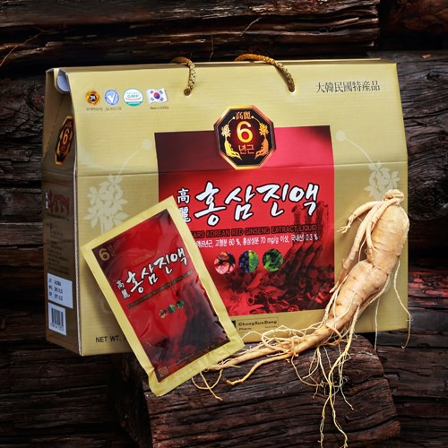 6 Years Korean Red Ginseng Extract Liquid Ckdpharm