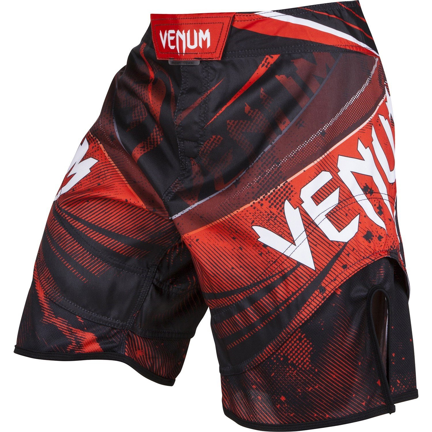 VENUM GALACTIC FIGHT SHORTS - BLACK/RED