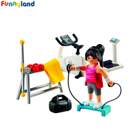 Playmobil 5578 Fitness Room