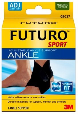 FUTURO Sport Adjustable Ankle Support - bó cổ chân (09037)