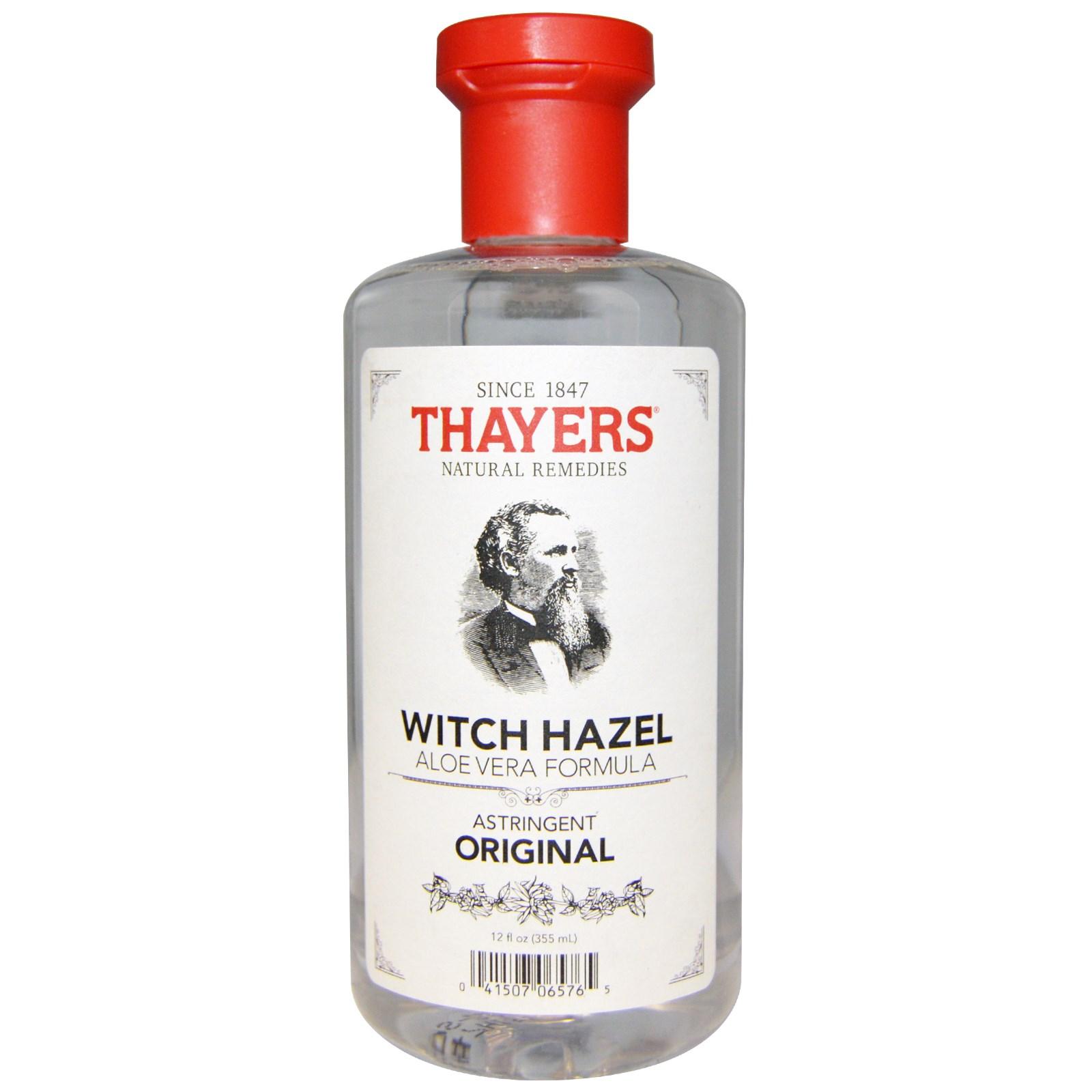 NƯỚC HOA HỒNG THAYERS WITCH HAZEL ORIGINAL