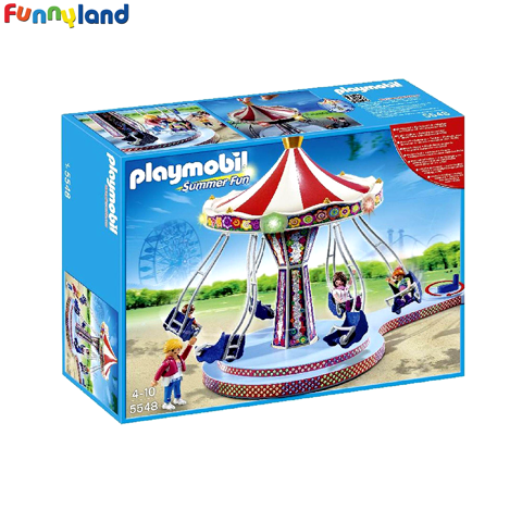 Playmobil 5548 Flying Swings