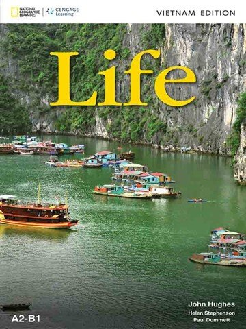 Life A2-B1: Student Book with Online Workbook