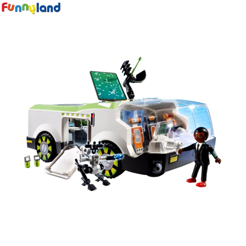 Playmobil 6692 Techno Chameleon with Gene