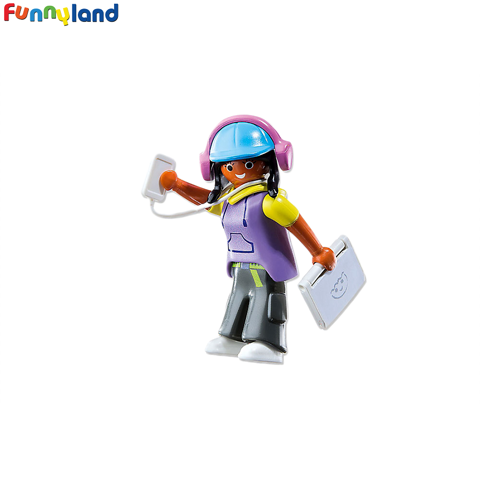Playmobil 6828 Tech Guru