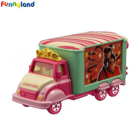 Tomica Disney Cars Jolly Float Suger Rush