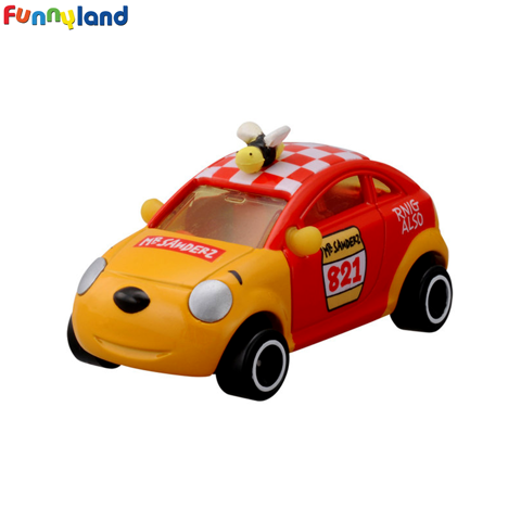 Tomica Disney Cars DM-18 Corot Racing Pooh