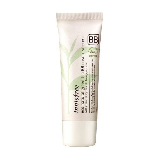 Kem nền Innisfree Eco Natural Green Tea BB Cream 40ml