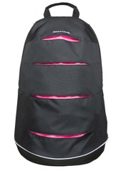 Fastrack Men Polyester Backpack Pink