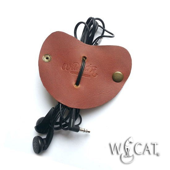60432015 - Headphone Keeping Apple shape HANDMADE