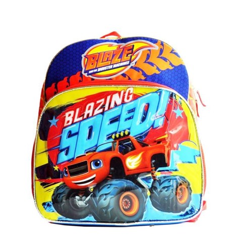 Ba lô bé trai Nickelodeon Blaze And The Monster Machines Blazing Speed - Ba lô B.31