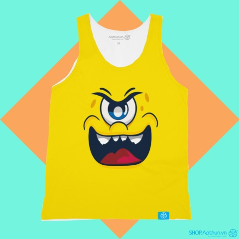 Cheese Monster - Tank Top