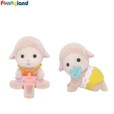 Sylvanian Families - Sheep Twin Babies