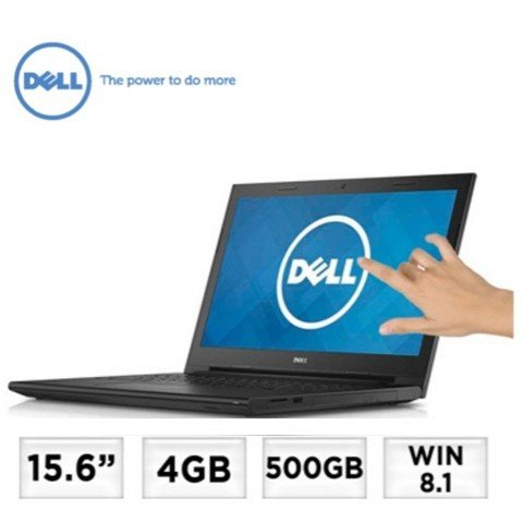 Dell Inspiron 3542 i3/ 4GB/ 500GB/ 15.6